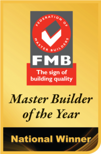 Master Builder of the Year 2015 - National Winner