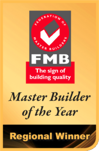 Master Builder of the Year 2015 - Regional Winner